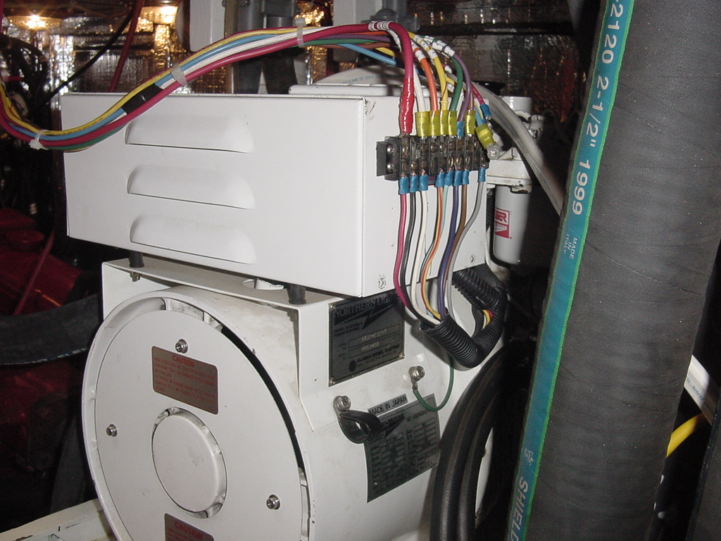Generator Installation Project Show Wiring Harness Showing